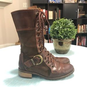 Timberland Earthkeepers Bethel Brown Mid Boots